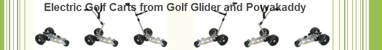 Golf Glider Repair service