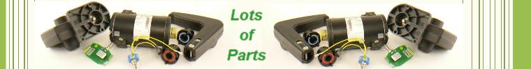 Frame Parts / motor / Brushes