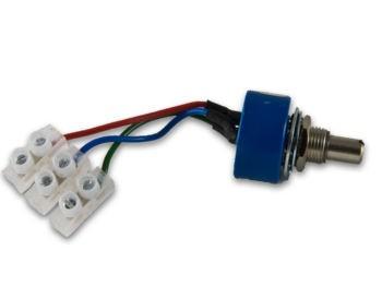 Potentiometer speed Switch for Powakaddy Classic golf trolly, speed regulator.