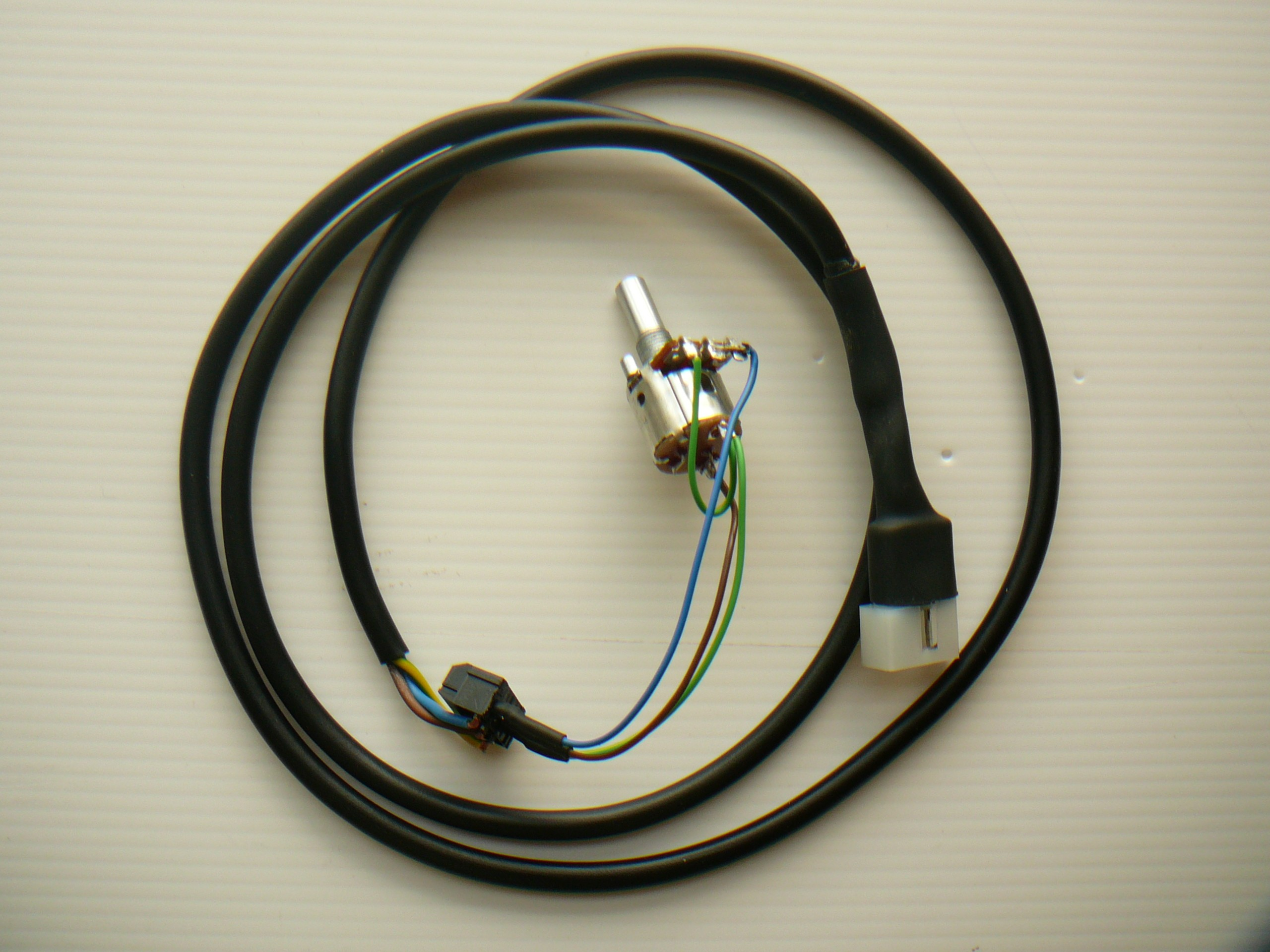 Golf Glider handle wire and Potentiometer speed switch