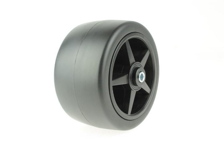 Powakaddy & Golf Glider front 5 spoke sport wheel for Freeway FW2 & all newer Powakaddy golf trolly's