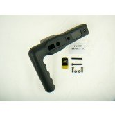 Powakaddy digital L Handle with the Green distance function hole position