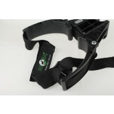 Upper Bag Holder cradle for the Hill Billy Terrain electric golf trolly,