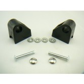 Axle blocks for all Powakaddy electric golf trolly, up too 2010, quality replacements axle blocks