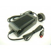 Lead Acid Battery Charger for Golf Glider, Fraser, Hill Billy, or and any Torberry lead battery, with red and Black Plug