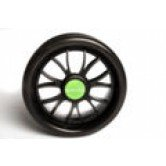 Greenhills golf trolly Spoked sport wheel, with Quick release wheel
