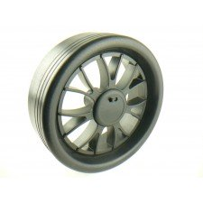 Powakaddy Spoked sport wheel for powakaddy golf trolleys, Quick release wheel for all Powakaddy carts