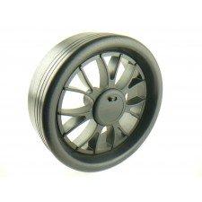 Powakaddy Spoked sport wheel for powakaddy golf trolleys, Quick release wheel for all Powakaddy carts