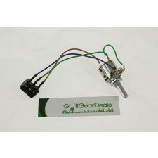 Switch for Golf Glider trolley, 10 Omh Potentiometer speed switch will fit Micro lite. PLEASE READ THE DESCRIPTION