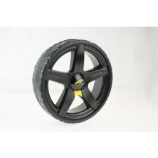 Powakaddy 5 Spoke Sport black Wheel, quick release, Powakaddy PK3428bassy