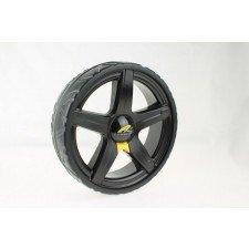 Powakaddy 5 Spoke Sport black Wheel, quick release, Powakaddy PK3428bassy