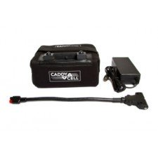 Caddy Cell 18 Hole Lithium Ion Golf trolly battery, with 3 years Guarantee