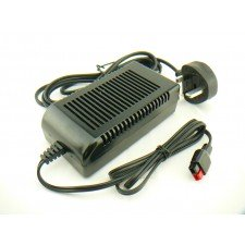Battery Charger for Golf Glider, Fraser, Hill Billy, or and any Torberry lead battery, with red and Black Plug